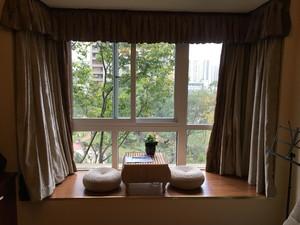 230平米农村别墅新中式飘窗装修效果图