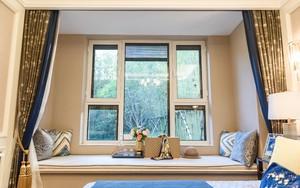 150平米别墅日式飘窗榻榻米装修效果图