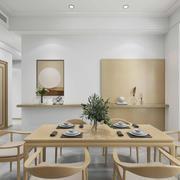餐厅日式家具三居室装修