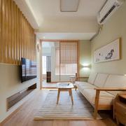 客厅日式局部100平米装修