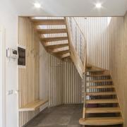 空间其他现代走廊100平米装修