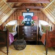 空间其他欧式床头柜100平米装修