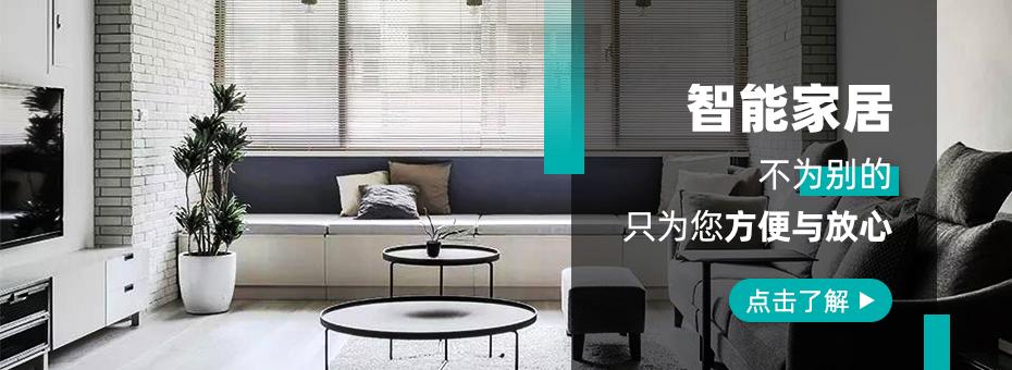 智能家具,不为别的,只为您方便与放心!