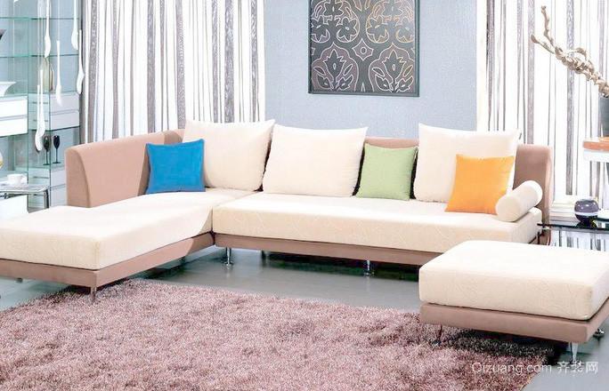 布艺沙发,皮质沙发