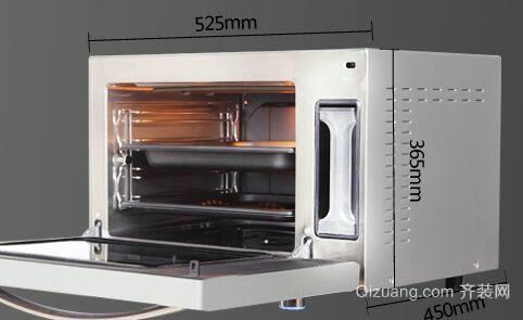 电烤箱效果图
