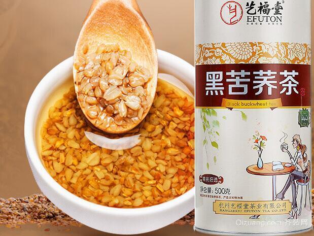 艺福堂苦荞茶