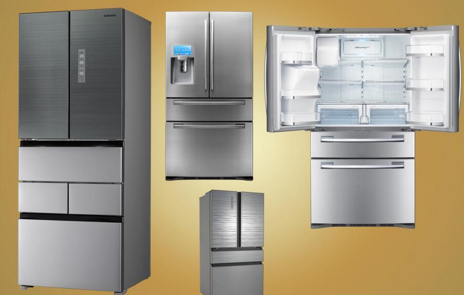 2019年电冰箱排行榜_西门子 SIEMENS 306升 控湿保鲜 三门冰箱KG32HS26EC 香槟