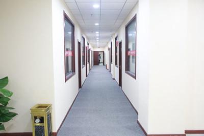 办公区走廊