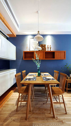 宜家风格简约餐厅装修效果图赏析