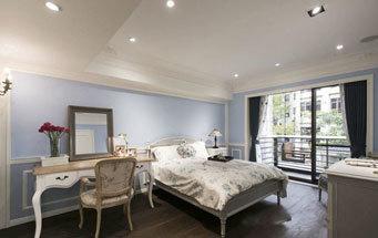 欧式风格典雅精美卧室装修效果图赏析
