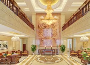 400平米风格混搭别墅别墅装修家装v风格-莆田齐图片剖面图的图片
