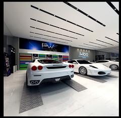 现代简约-W00汽车美工坊