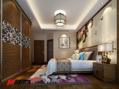 中式风格-大信海岸家园