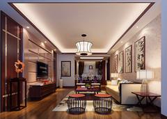 中式风格-融侨观邸