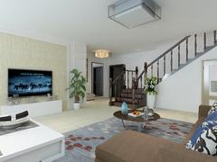 现代简约-玉峰国际公寓
