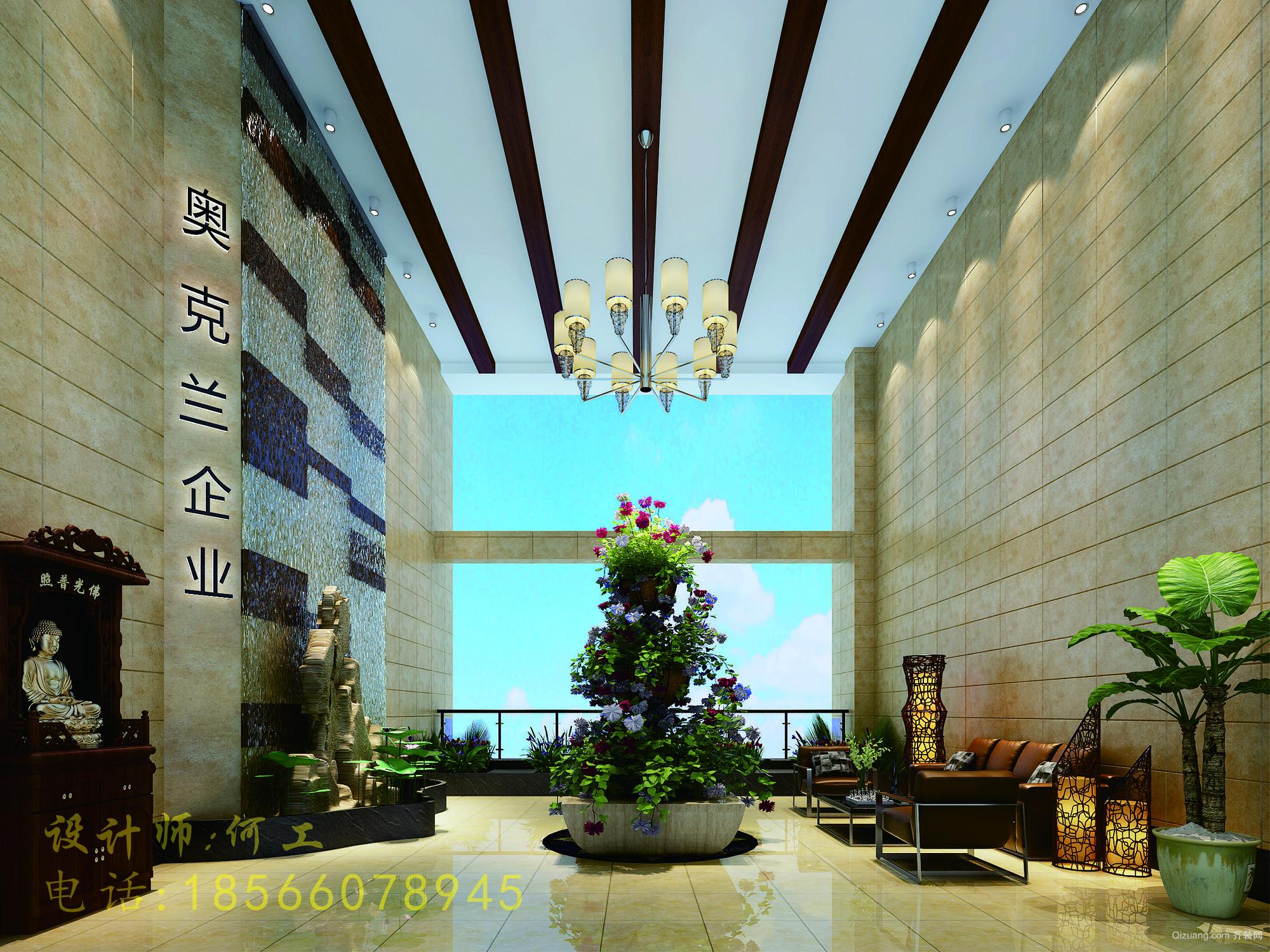 金盈·绿岛国际中心其他装修效果图实景图