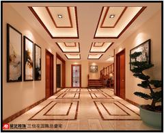 中式风格-三信城市家园