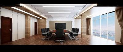 承德会议室装修设计案例