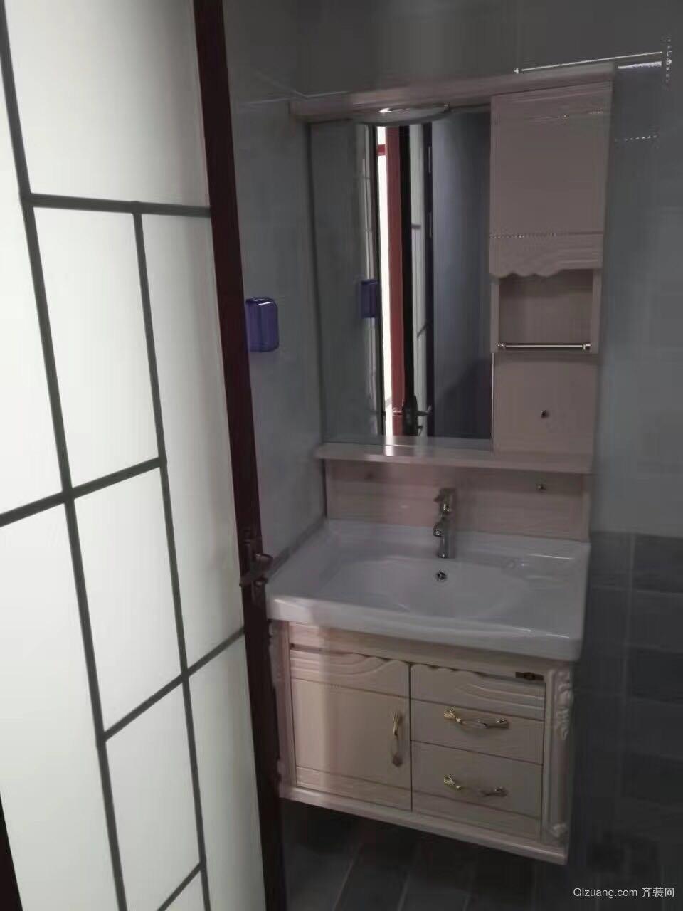 福溪帝苑现代简约装修效果图实景图