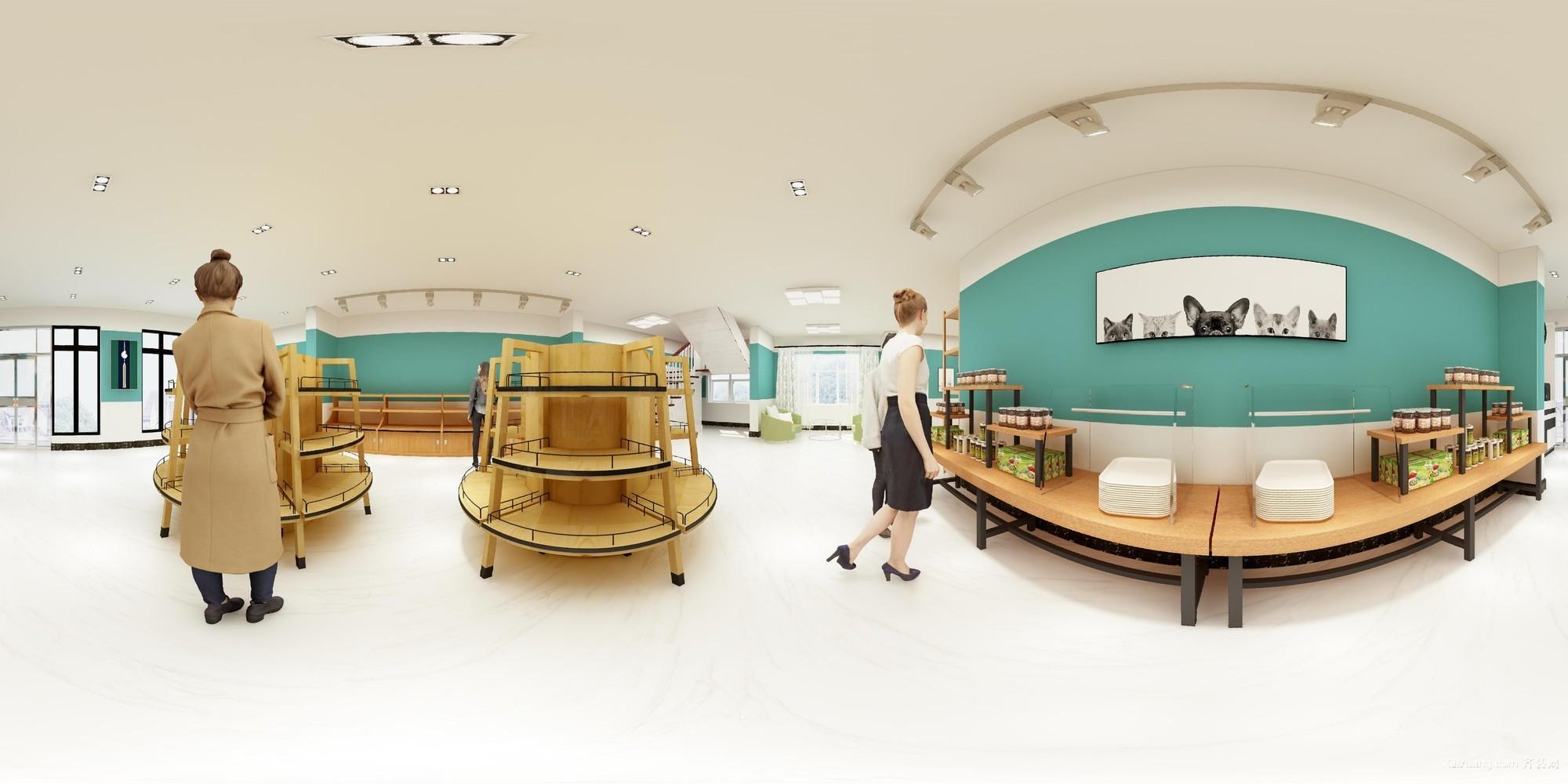 金柱绿城礼盒店其他装修效果图实景图