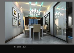 扬州141㎡现代简约装修效果图