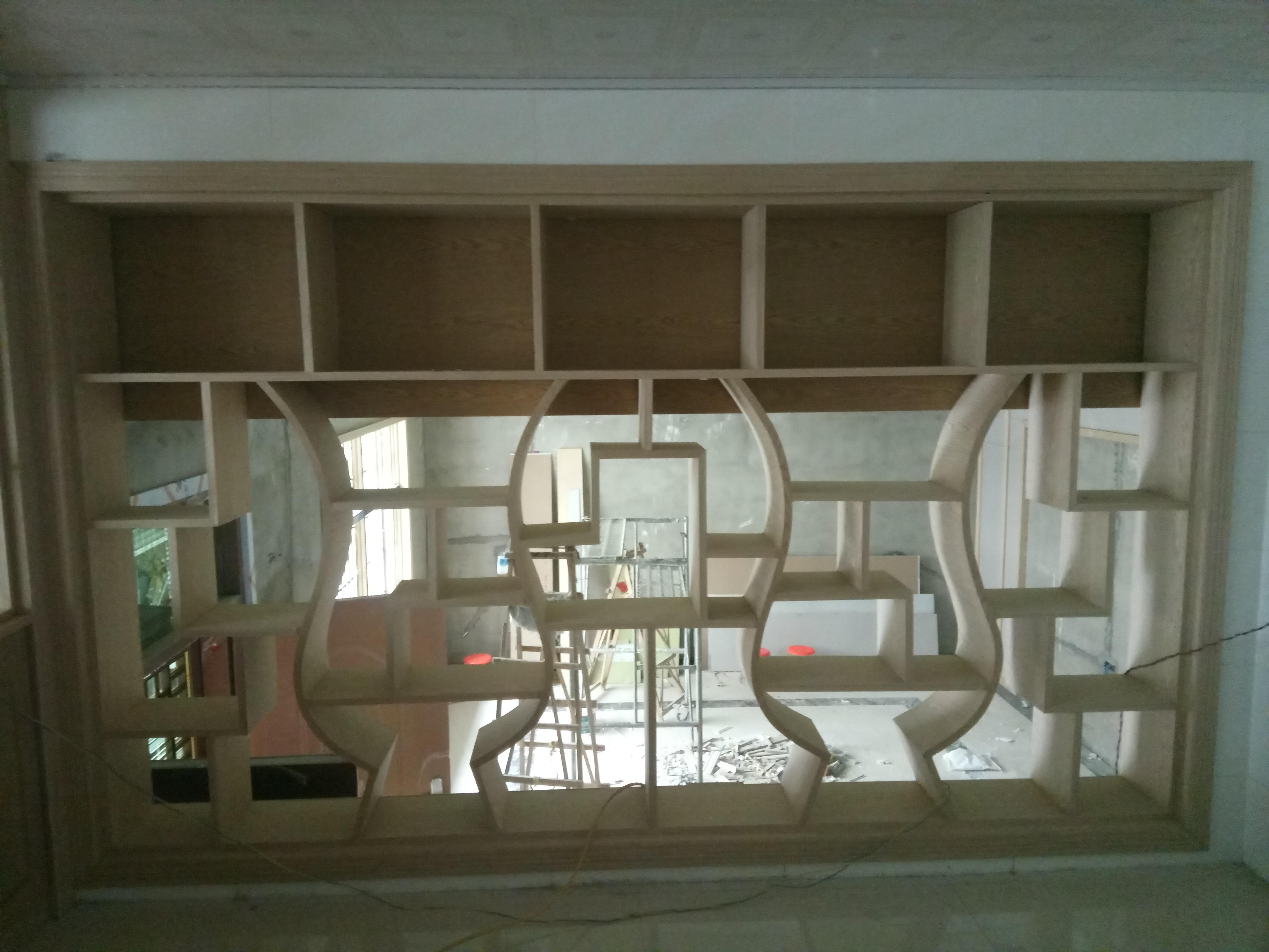 别墅现代简约装修效果图实景图
