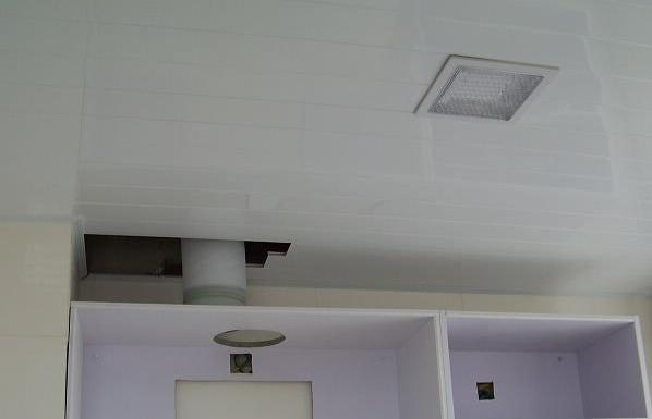 厨房铝扣板吊顶怎么样?