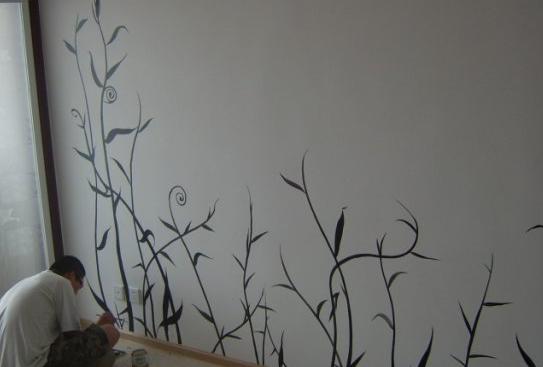 家装手绘墙画价格一般都是比较高的