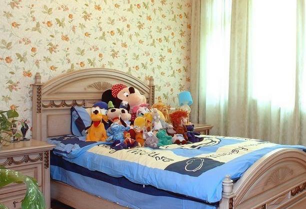婴儿房间结构图