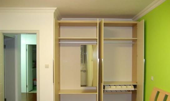 最实用的衣柜格局设计