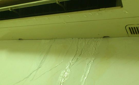 空调内机漏水的原因与处理方式