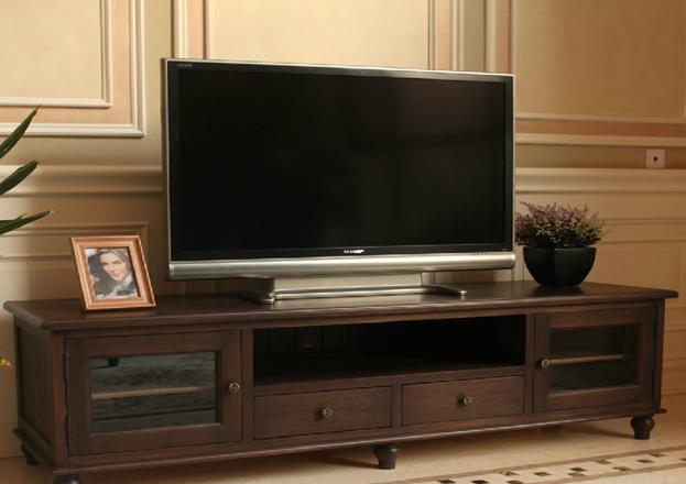 实木电视柜