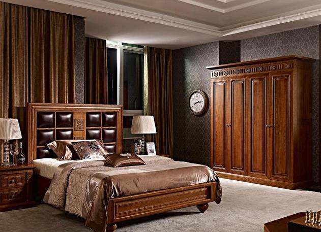 床体对于实木床的重要性,那是不言而喻的。