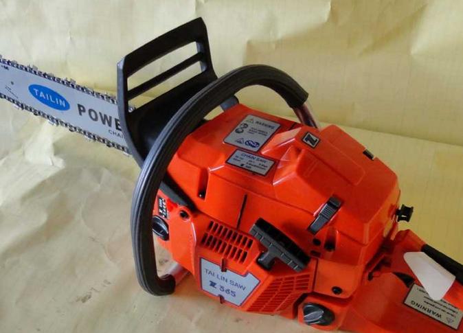 油锯发动机
