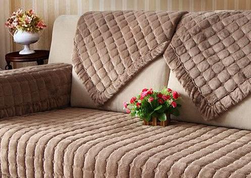 沙发巾材质,看你怎么选?