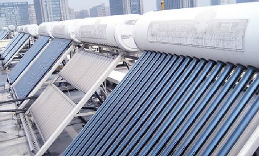 太阳能热水器的原理是什么?