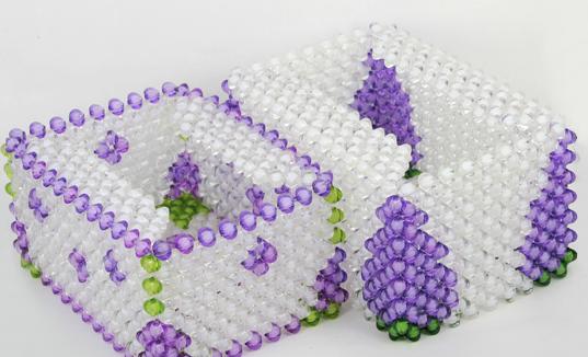 串珠纸巾盒的特点和价格