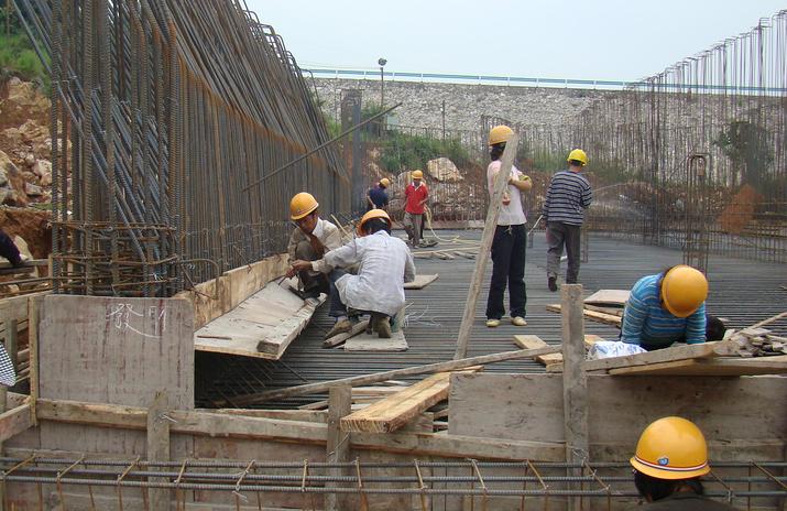 在施工质量因素中的一些方法因素和环境因素!