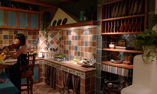 厨房墙砖的选购方法和技巧