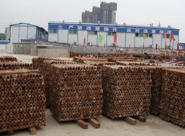 施工场地的建筑材料该怎么来储存和使用呢?