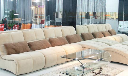 布艺沙发价格和图片欣赏