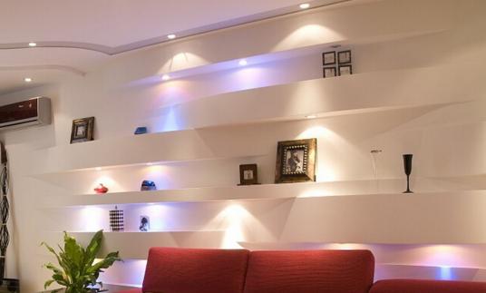 教你化解客厅灯安装中的一些风水