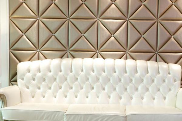 软包背景墙的清洁与保养
