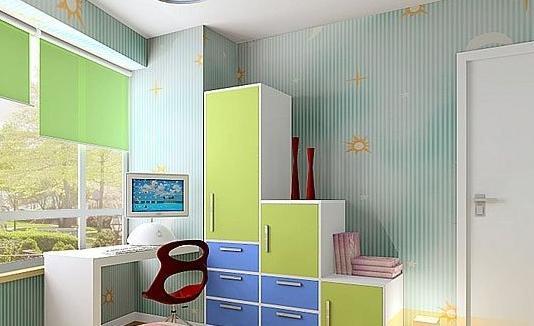需要慎重对待的儿童房间装饰