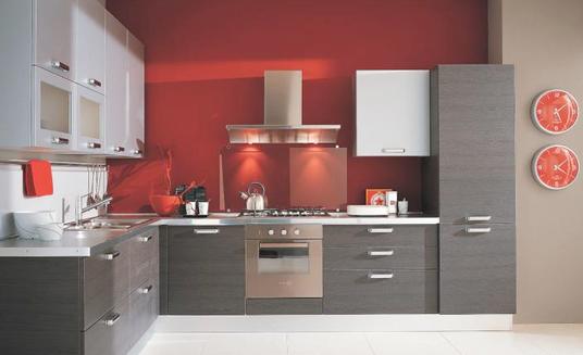 家居当中比较复杂的厨房改造