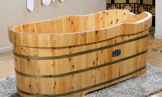 木桶浴缸所具有的一些优越性