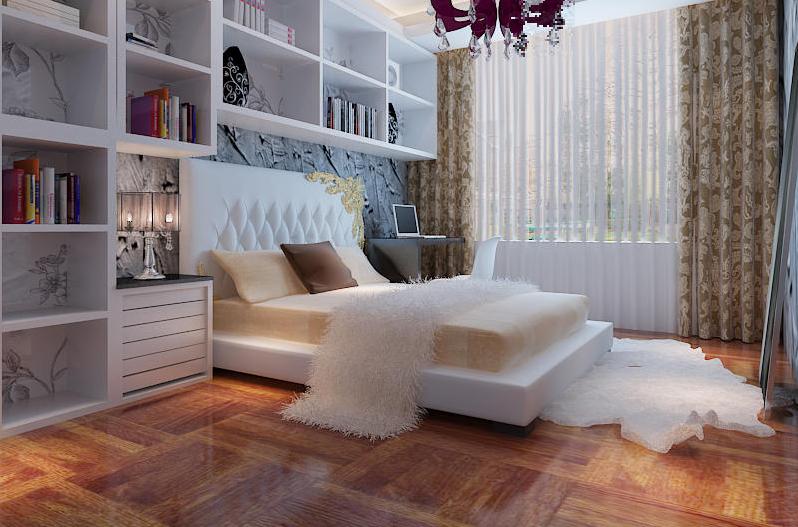 你家的卧室装修是这样的吗?