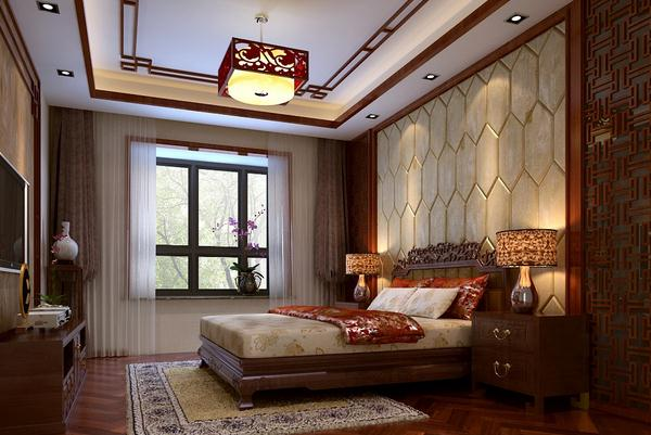 卧室吊顶造型的设计要点