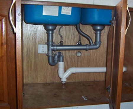 你家的下水道为何会堵塞?