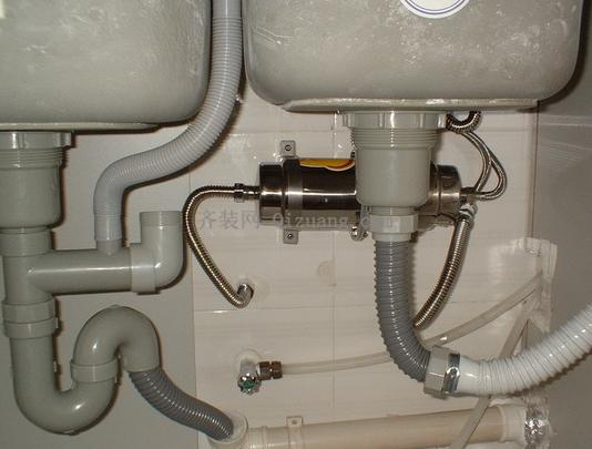 防冻是水管安装时候最需要注意的一个地方!